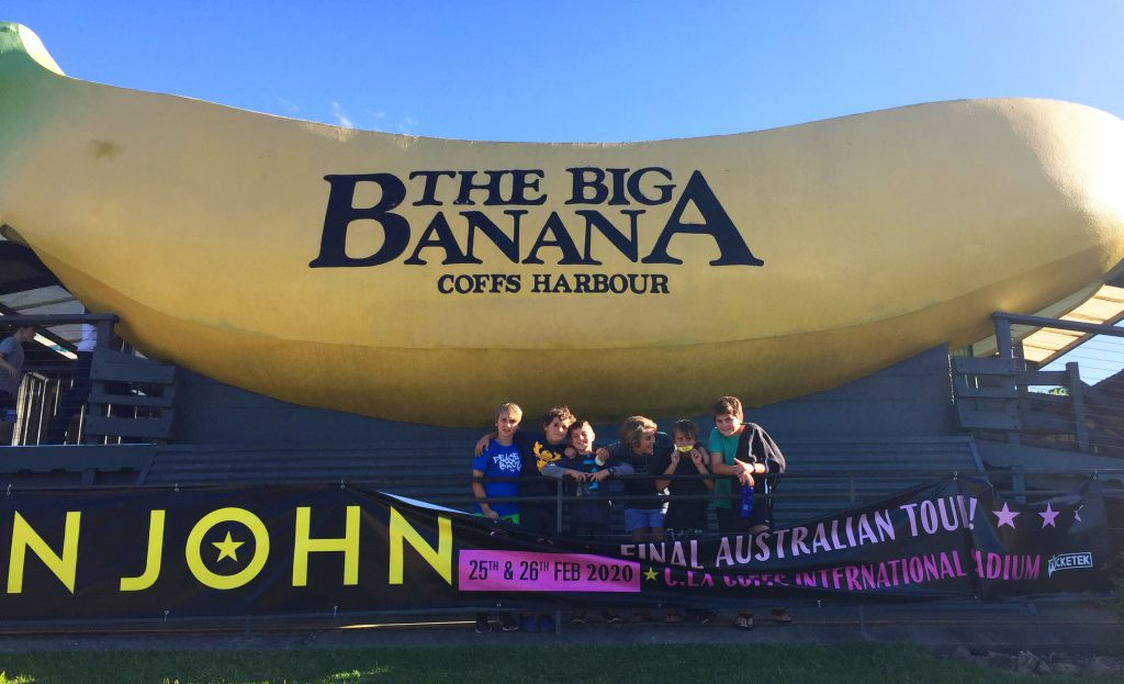 4D Thrills and Spills at the Big Banana Coffs Harbour