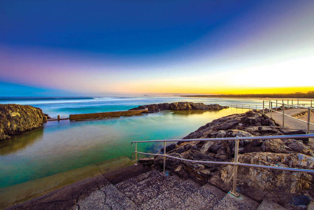 Ocean Pools of the NSW North Coast