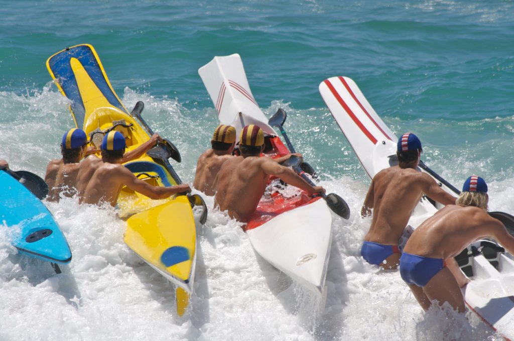 Australian inventions - The Surf Ski