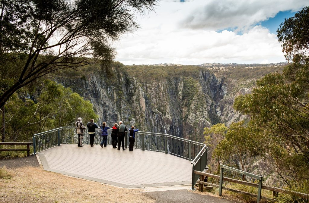 Image courtesy of Destination NSW | Oxley Wild Rivers National Park