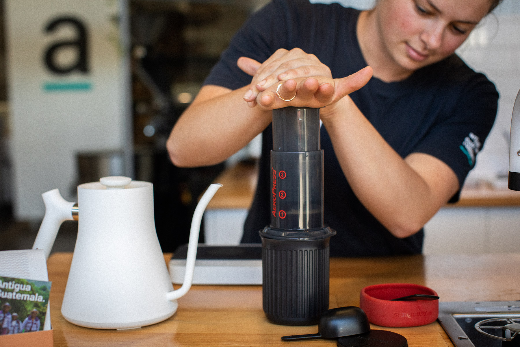 Coffs Harbour Baristas Show You How to Make Exceptional Coffee at Home
