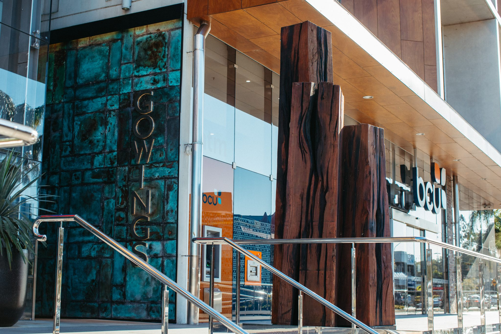 Striking Sculpture Completes Coffs Central Collection